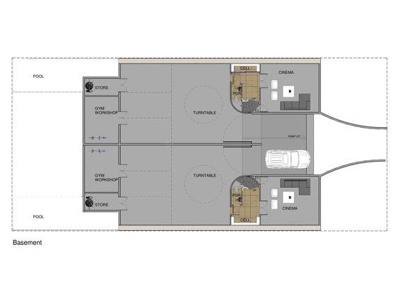 Galeria de As Townhouses de Brighton / Martin Friedrich Architects - 27