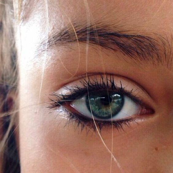comment se maquiller les yeux noisettes, idees maquillage noisette