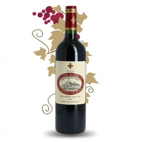 Rượu Vang Château Grand Barrail Lamarzelle Figeac 14% - Chai 750ml