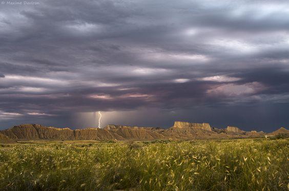 Desert Storm by MaximeDaviron (Northern Spain)