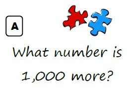 Math Coach's Corner: Place Value Practice; freebie place value game to the hundred thousands