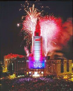 The Cleveland Orchestra performs the 25th annual Star-Spangled Spectacular July 2 in downtown Cleveland.