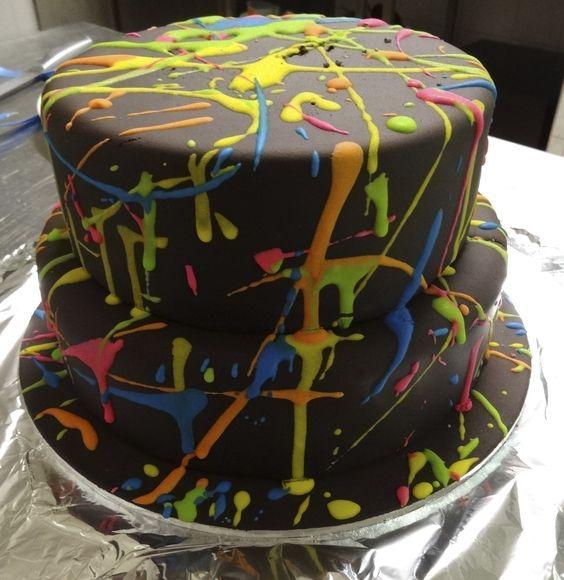 Cake Decorating Mud Cake Recipe : Chocolate mud cake, Mud cake and Birthday cakes on Pinterest