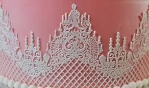 Image result for images of cake lace mats 2015