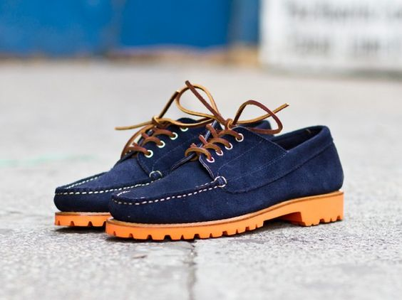 Mark McNairy for Eastland   Made In Maine   Photo