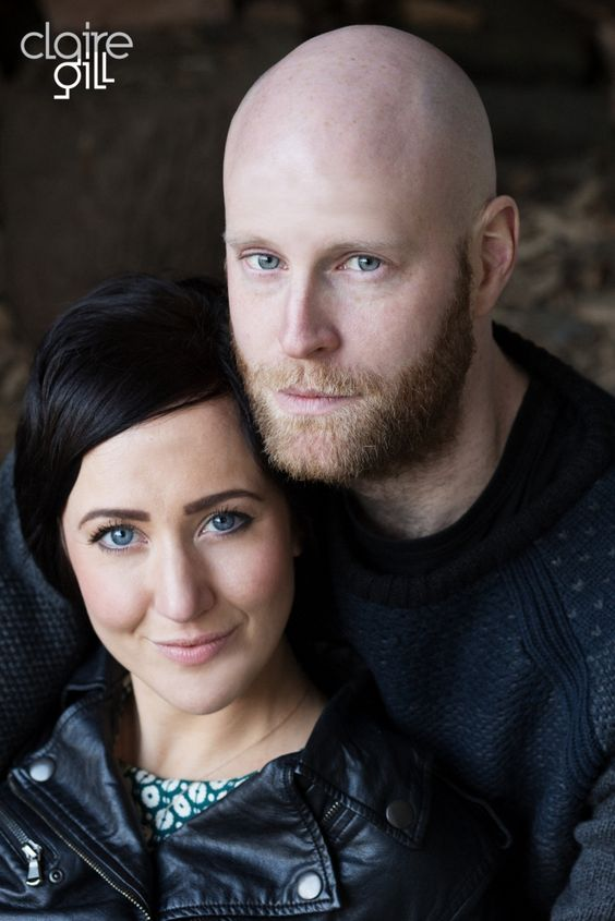 Engagement photoshoot in a stableyard http://clairegill.photography