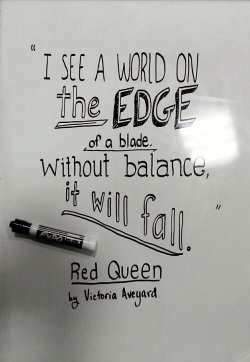 The red queen victoria aveyard:
