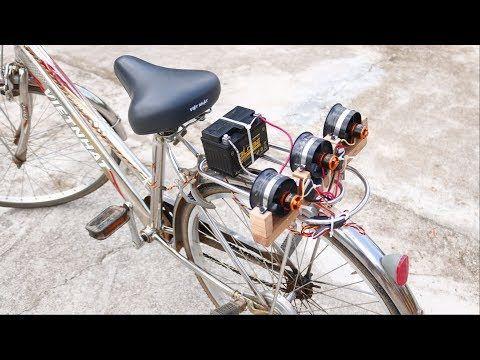 How To Build An Air Bike At Home Youtube Fahrrad Restaurieren