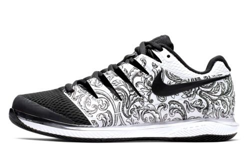 Nike Air Zoom Vapor X Womens Tennis Shoes 11 5 White Black Aa8027 103 Nike Tennisshoes Womens Tennis Shoes Nike Shoes Women Tennis Shoes