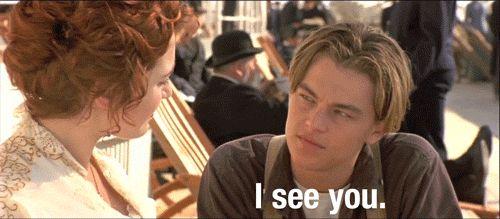 "Community Post: 110 Unsinkable ""Titanic"" GIFs"