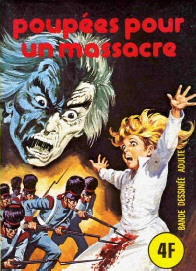Cover for Série Verte (Elvifrance, 1974 series) #32