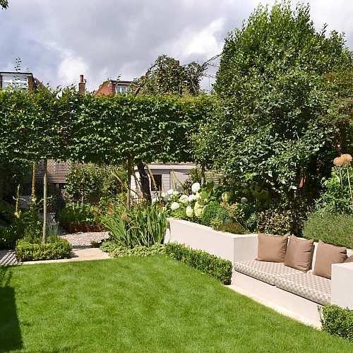 Lovely Family Garden Putney Lovely Family Garden Kert