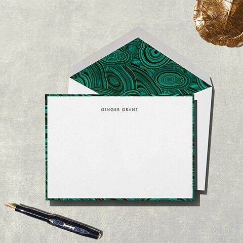 Malachite - Green - Paperless Post: