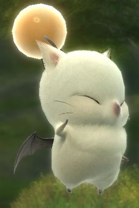 Plush Moogle - Gamer Escape's Final Fantasy XIV (FFXIV, FF14) wiki
