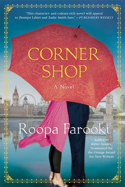 corner shop, loved this book, read it several times now.