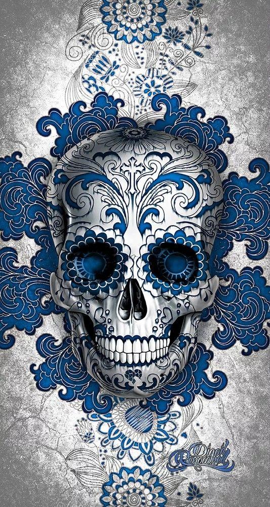 Sugar Skull Designs Skull Artwork Skull Tattoos Sugar Skull Art