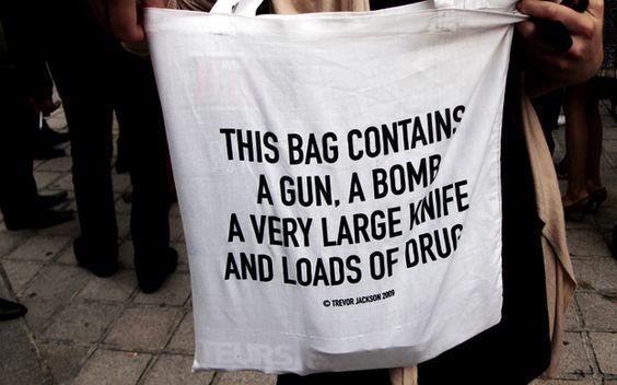 Bag - Handmadefonts