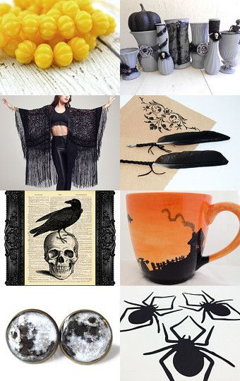 Macabre Elegance by Hannah Brown on Etsy--Pinned with TreasuryPin.com