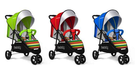 Những kinh nghiệm quý báu khi chọn mua xe đẩy cho con yêu