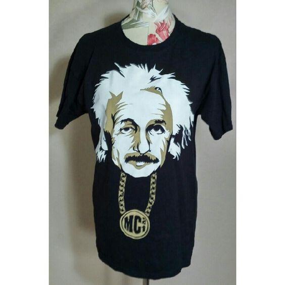 Spotted while shopping on Poshmark: Einstein Bling Cotton Shirt! #poshmark #fashion #shopping #style #M&O #Tops