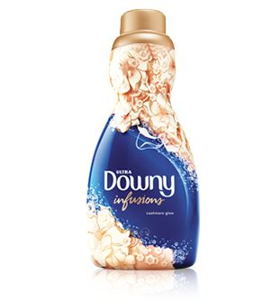 Downy Infusions Cashmere Glow Liquid Laundry Day