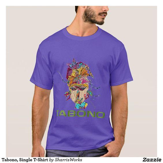 Tabono, Single T-Shirt