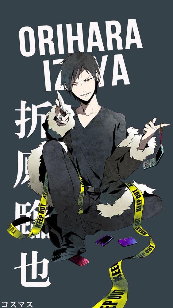 Orihara Izaya ~ Korigengi | Wallpaper Anime