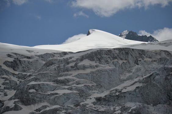glacier de Moiry Suisse