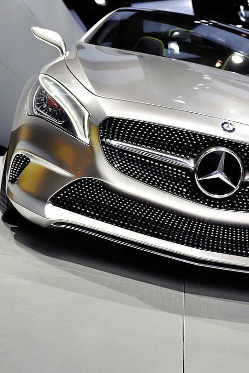 Whats a girl to do with a ride like this.? let me think...don't drive it, keep in the garage where it belongs lol...Mercedes Benz...beautiful