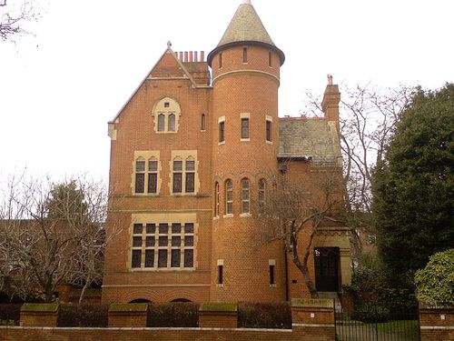 Classic Tower House Famous Houses Architecture