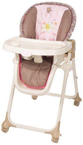Carter S Jungle Jill Folding High Chair By Summer Infant