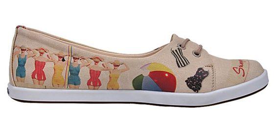 DOGO Pluto - Summertime #dogogermany #dogo #printedshoes #slipper