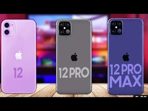 Iphone 12 Pro Max Vs Iphone 12 Pro Vs Iphone 12 Youtube Iphone Iphone Operating System Free Iphone