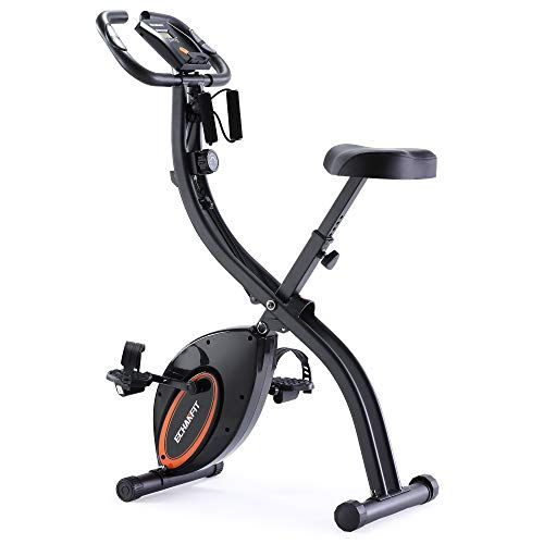 Echanfit Indoor Cycling Bike Folding Magnetic Exercise Up Https