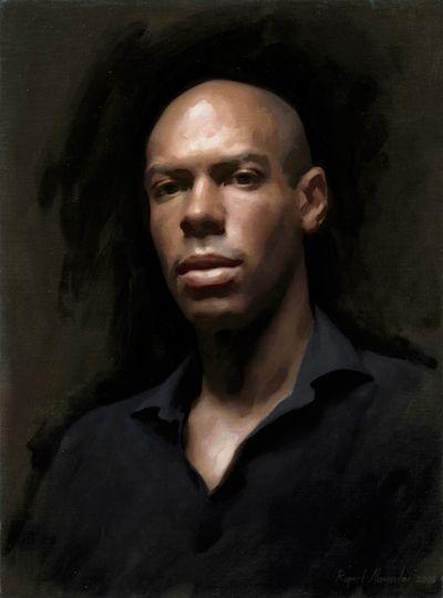 Rupert Alexander (oil on canvas) -repinned by http://LinusGallery.com #art #artists #oilpainting: