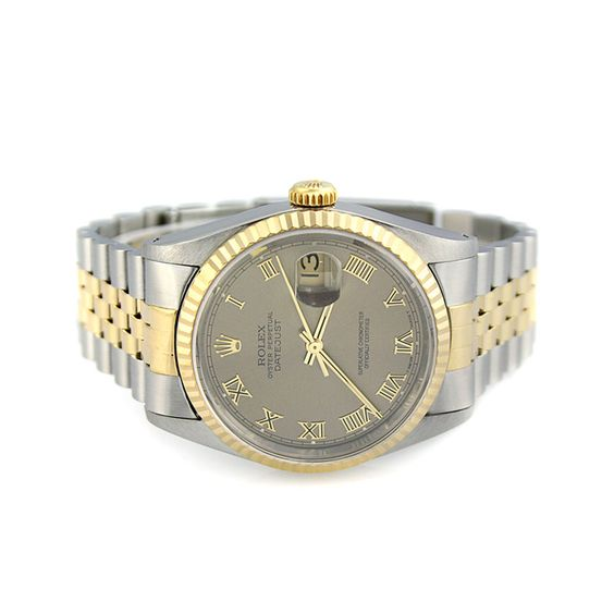 Rolex, Oyster Perpetual DateJust, Model 16233