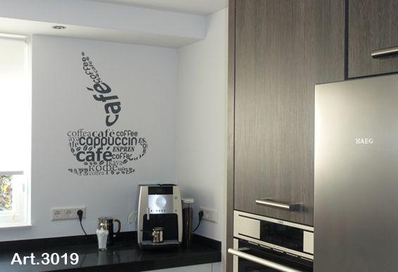 Keuken muurteksten deco teksten pinterest catalogus - Deco voor eetkamer ...