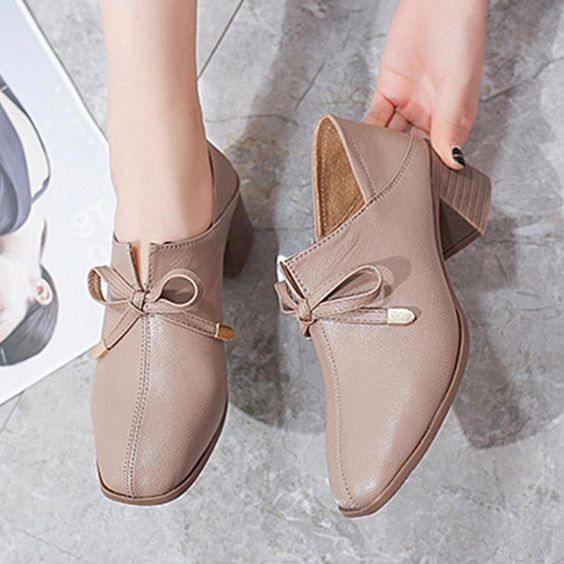 56 Leather Shoes You Will Definitely Want To Save shoes womenshoes footwear shoestrends