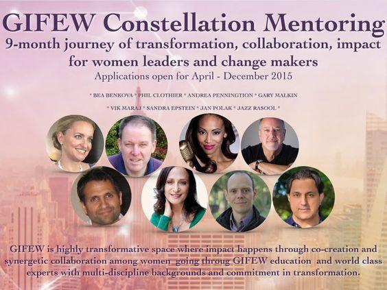 GIFEW Constellation Mentoring Trailer 2015