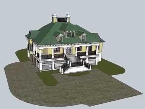 Montserrat House Plan House Plans Cottage House Plans House