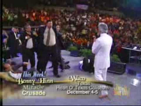 Benny Hinn Double Portion Anointing In Baton Rouge Youtube