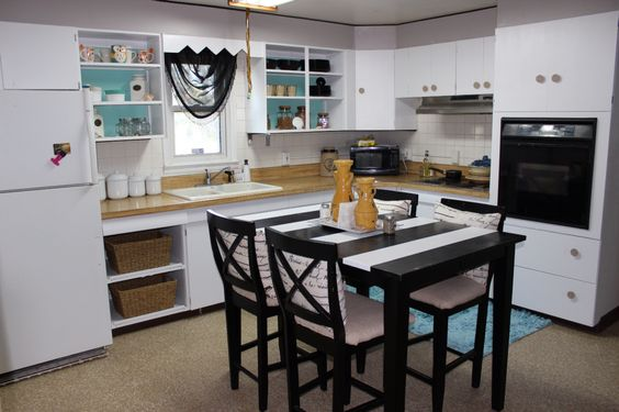 My kitchen Update! Before & After!