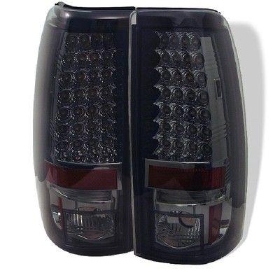 Chevy Silverado 1500/2500/3500 2003 04 05 06 LED Tail Lights - Smoke SALE ITEM   eBay $120