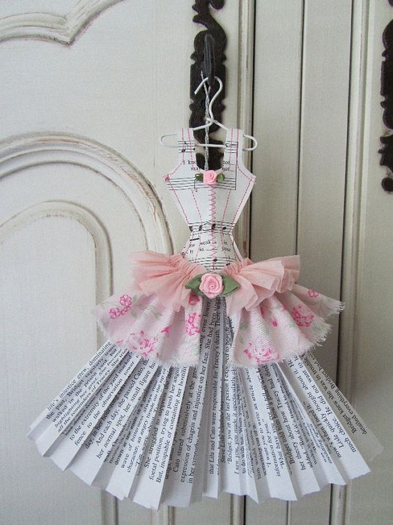 another paper dress