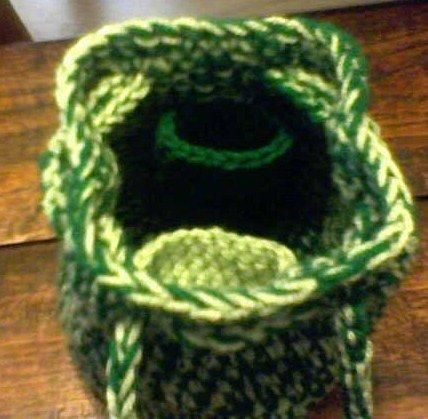 ©   Judith Prindle  10/30/2011    This is an untested pattern so if you make this and find errors please email me.    Worsted weig...