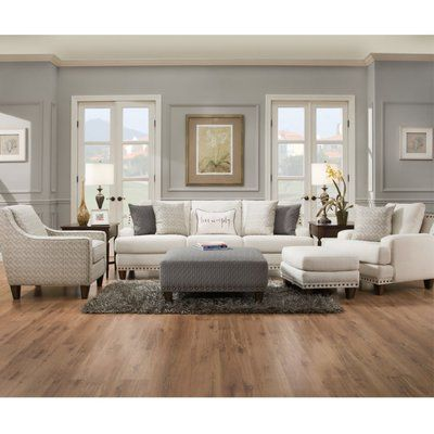 Hattiesburg Configurable Living Room Set Livingroom Layout