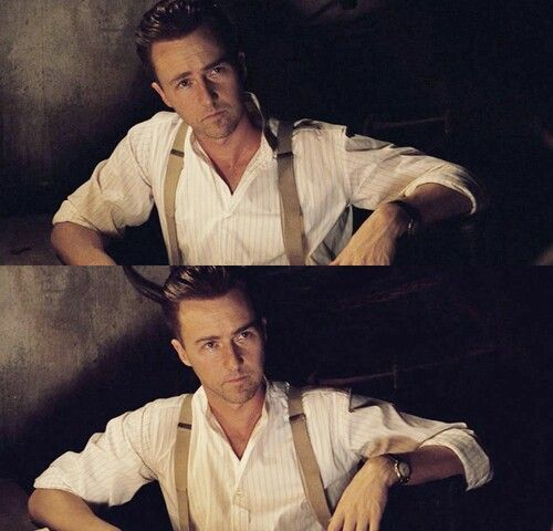 Edward Norton as Walter Fayne in The painted Veil.