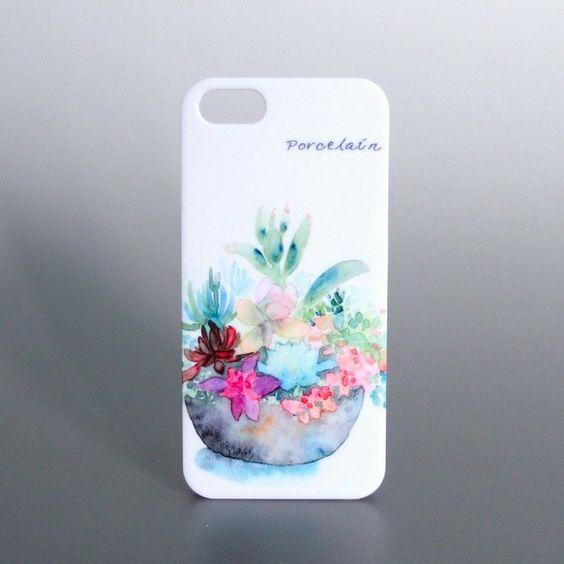 【 陶器のようなスマホケース*Porcelain 】…機種名のお知らせをお忘れなく!白磁に色絵付けをしたようなスマホケース「Porcelain」...|ハンドメイド、手作り、手仕事品の通販・販売・購入ならCreema。