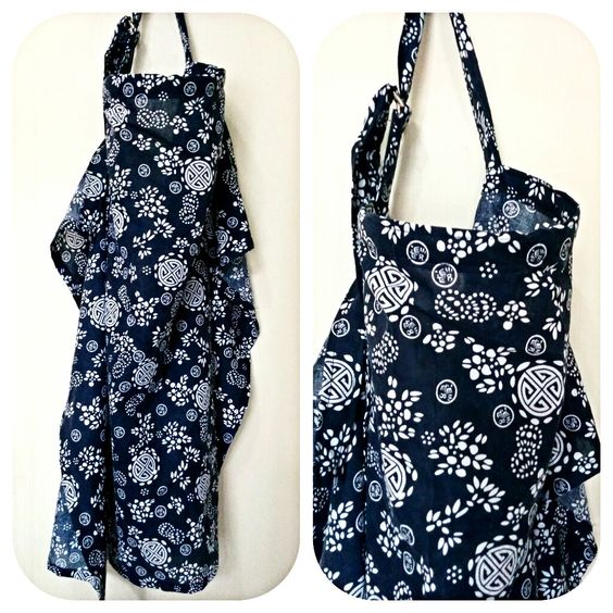 Nursing Cover or Breastfeeding Cover by VanessBaby on Etsy, $13.00
