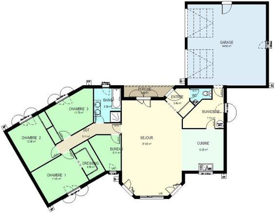 Surface habitable 120m surface s jour 37 85 m surface cuisine 12 25 m s - Surface habitable minimum d une chambre ...